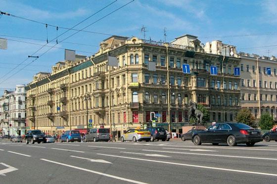 Nevsky 66