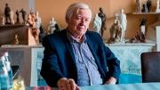 В Петербурге скончался скульптор Альберт Чаркин