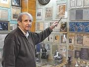 В Вязьме отметили 30-летие музея «С.А. Есенин» П.Н. Пропалова