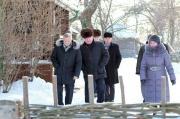 Сергей Степашин и Константин Цицин посетили Константиново