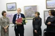 В Солотче открылась выставка А. Ковалева, посвященная родине Александра Ширяевца