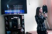 В Железногорске состоялась литературная гостиная, посвящённая творчеству Сергея Есенина
