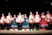 Рязанский академический народный хор в Калуге показал программу, основанную на стихах Сергея Есенина