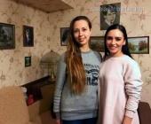 Солистка группы Serebro познакомилась с правнучкой Есенина