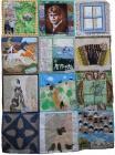 В Константиново открылась выставка участников международного проекта «Венок Есенину»