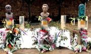 В Болгарии установили памятники русским классикам — Пушкину, Есенину и Достоевскому