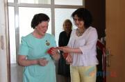 В Луганске открылся Научно-просветительский центр имени Есенина
