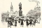 Творческая встреча в Московском музее Сергея Есенина