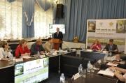 В Константиново прошёл «круглый стол» по вопросам продвижения литературных музеев России