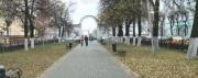В Рязани появится бульвар имени Сергея Есенина