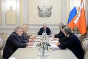 Губернатор Воронежа провёл совещание по подготовке к празднованию 125-летия С. Есенина