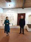 Есенинская коллекция отдела рукописей ИМЛИ РАН экcпонируется на родине поэта