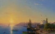 Тематическая лекция в московском музее С. Есенина «Никогда я не был на Босфоре…»