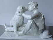 В Рязани планируют установить скульптуру собаке из стихотворения Есенина